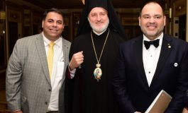 George Horiates was elected AHEPA's Supreme President