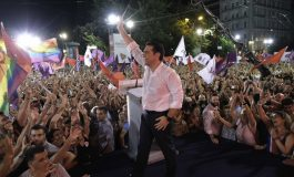 Final election campaign rallies in Greece draw large crowds