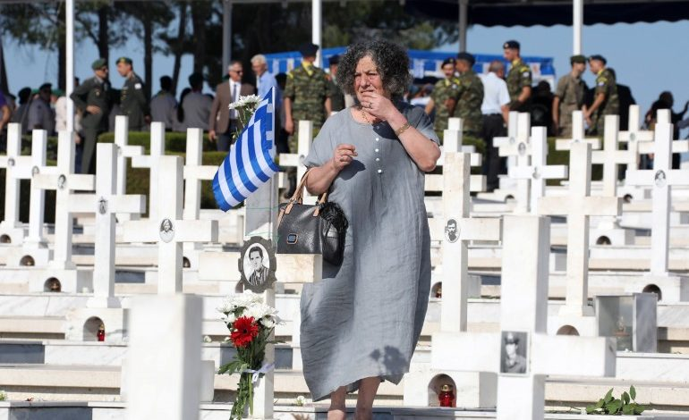 Cyprus commemorates anniversary of  Turkish invasion