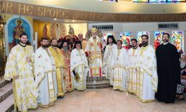 Archbishop Elpidophoros Celebrates the Feast of Saint Paraskevi