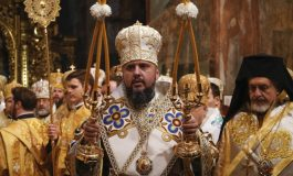 Metropolitan Epiphanios of Kyiv and All Ukraine  to Receive the 2019 Athenagoras Human Rights Award