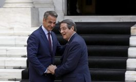 Mitsotakis, Anastasiades in NYC  for UN's 74th General Assembly