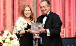 The Hellenic Initiative's 7th Annual  Gala Raises More Than $2.3 Million