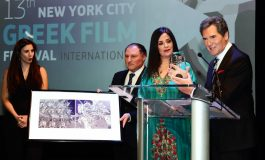 Closing Ceremony of the 13th Annual New York City Greek Film Festival