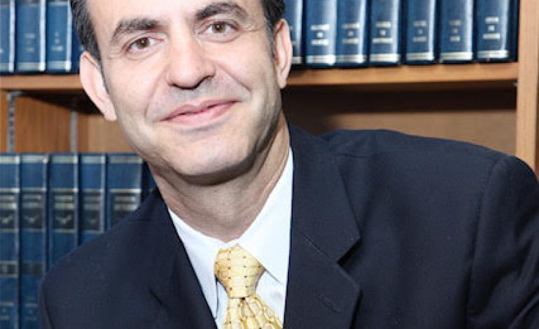 Dr. Anastasios Koularmanis appointed Director of Greek Education