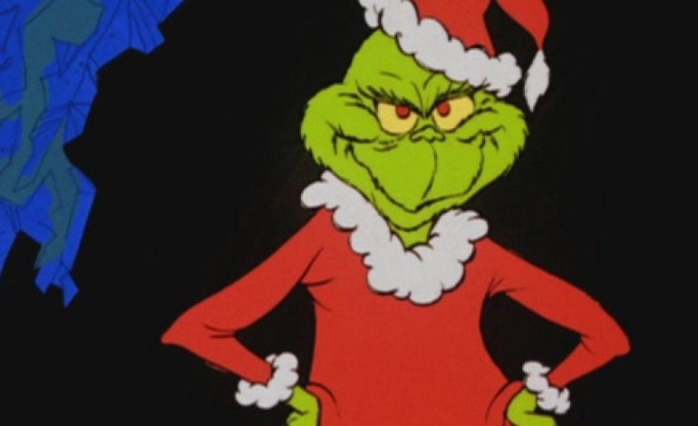The Grinch: An image of St Paul