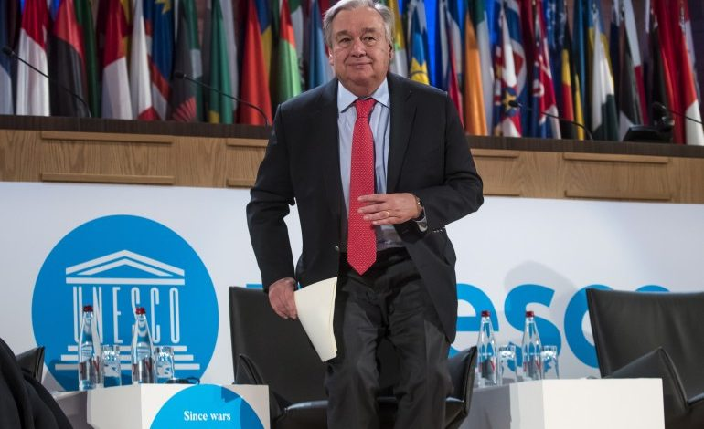 Guterres  in his report still hopeful that a settlement can be achieved – The Reports of the leaders