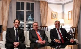 UN Secretary-General committed to explore possibility to convene informal five-party meeting on Cyprus