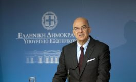 "FM Dendias says ""Greece will  not make any concessions"""