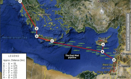 EastMed pipeline  partners respond to Turkey-Libya provocative deal