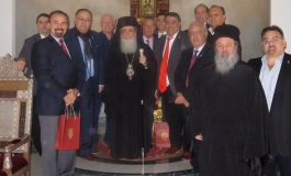 AHEPA, AHI and American Jewish groups on a Three-Country Leadership Mission