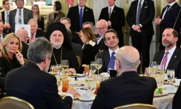 Mitsotakis promised funding of School  of Theology with 2 million euros annually