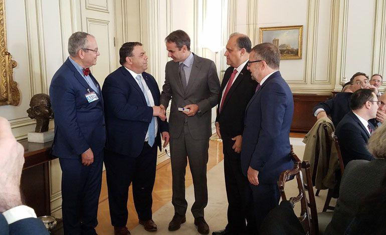 The 4th International Leadership Mission to Israel, Cyprus and Greece Concluded