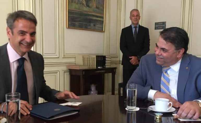 What the leaders of AHEPA, AHI, CEH and HALC expect from Mitsotakis – Trump meeting