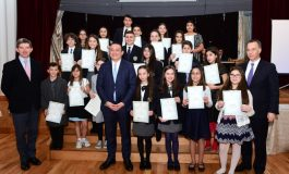 Over 500 persons Filled St. Demetrios Cathedral of Astoria for Ellinomatheia 2019 Certificates Ceremony