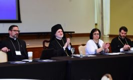 Archdiocesan Finance Committee held Regularly Scheduled Meeting on April 13