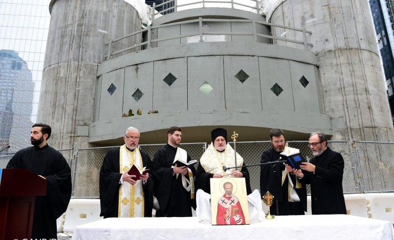 """""""Friends of St. Nicholas"""" Committed to Complete Saint Nicholas National Shrine at Ground Zero"""