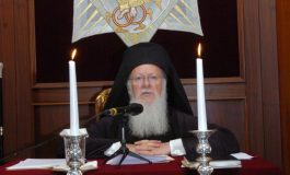 Ecumenical Patriarch Bartholomew's  Encyclical for the Holy Pascha