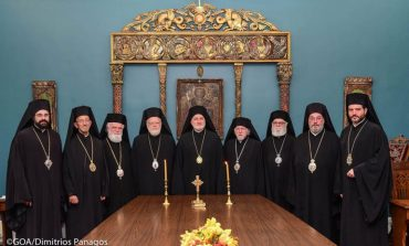 Holy Eparchial Synod decided to follow directives of local authorities for the Church services