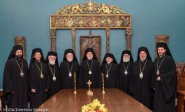 Holy Eparchial Synod Addresses Pension of Hierarchs in America