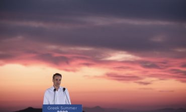 Prime Minister Mitsotakis: 'I am interested in  making Greece the  safest destination  in Europe'