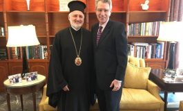 Special to the Greek News: U.S. Ambassador to Greece Geoffrey Pyatt on Elpidophoros' First Anniversary as Archbishop