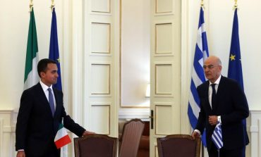 Greece and Italy sign historic agreement on maritime zones