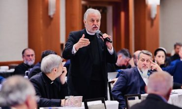Father Alex Karloutsos Unites the Hierarchy of Our Church in America