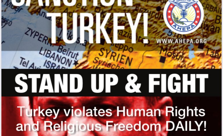 In Wake of Hagia Sophia's Status Change AHEPA supports boycotting Turkish Products, Turkish Airlines.