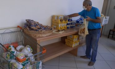 August Food Distribution by the Hellenic Relief Foundation