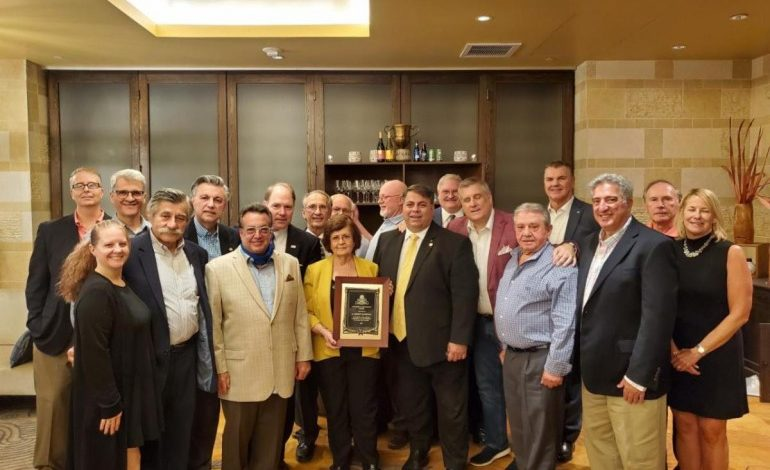 AHEPA National Housing Corp.  Donates  $25K for Natural Disaster Relief