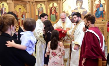 Our Greek Orthodox Archdiocese  is full of surprises
