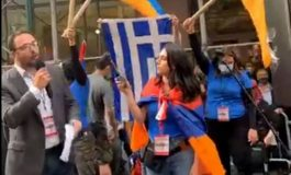 Greek-Americans show solidarity at Armenian Rally