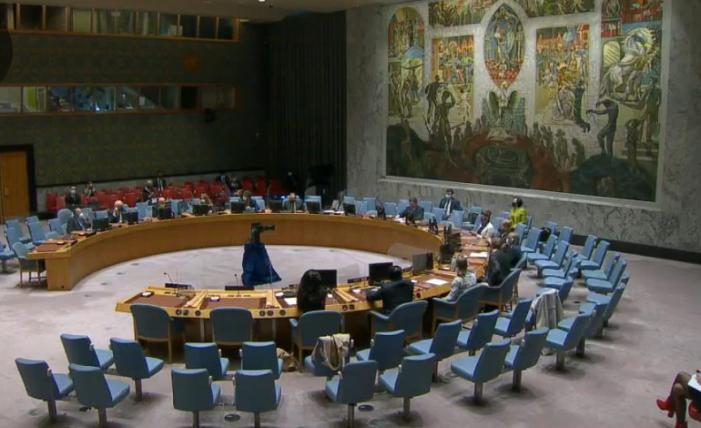 UN Security Council calls on Turkey  to reverse course of action in Varosha