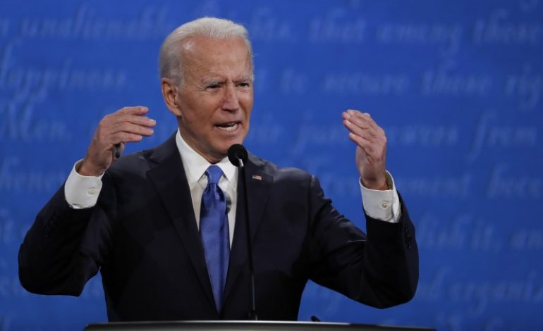 """Greek News"" Editorial: On November 3, we are voting  for Joe Biden and the Democrats"