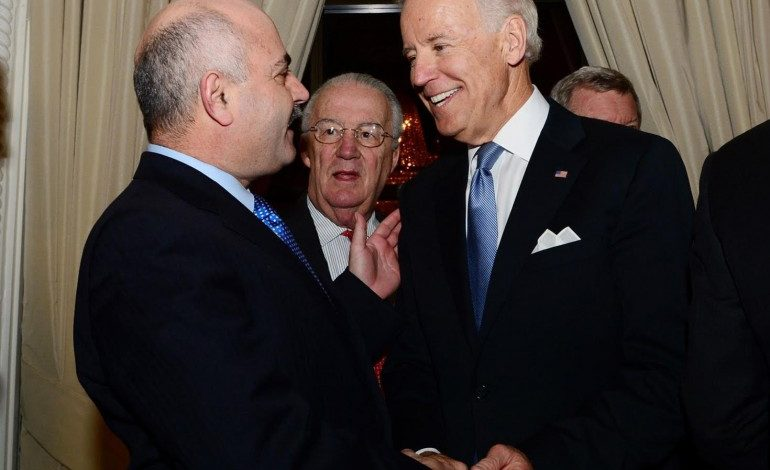 Joe Biden and the Greek  American Community