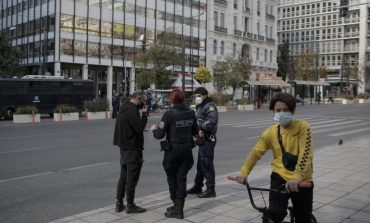 Greece tightens  Covid-19 lockdown,  shuts primary schools and prohibits November 17 rallies