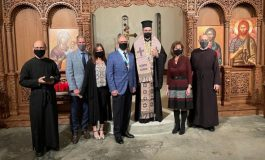 Metropolitan Nathanael Blesses Servant Leaders in Missouri & Swansea