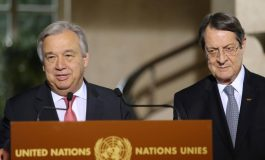 Antonio Guterres left out Federation  from his Cyprus Good Offices Report