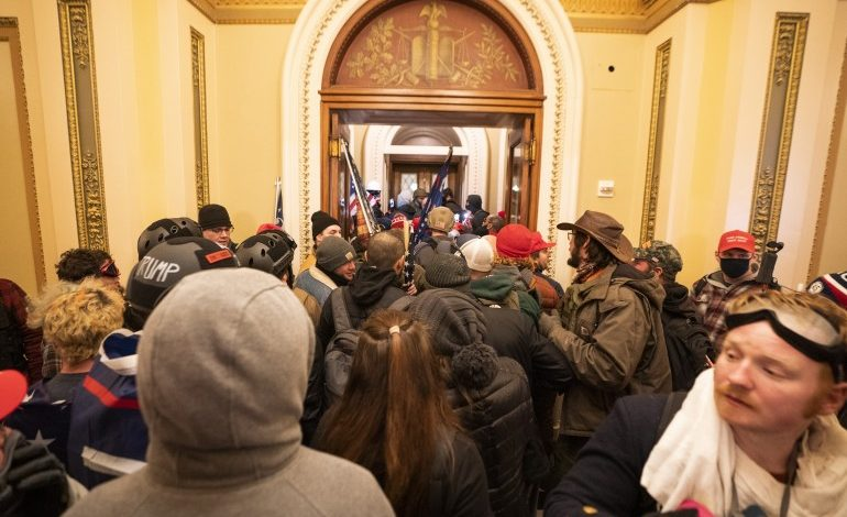 In spite of Trump's mob invasion Nicole Malliotakis voted against the approval of the Electoral College's results