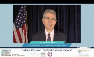 "Ambassador Geoffrey Pyatt: AHEPA ""Puts Our Shared Values into Practice"""