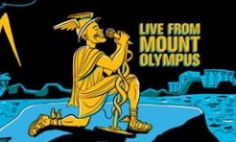 The Onassis Foundation and TRAX from PRX Present Live from Mount Olympus