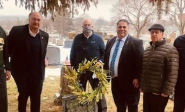 AHEPA Kicks-off Greece's Bicentennial Celebration by Paying Homage to Samuel Howe