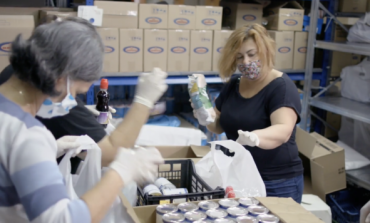 THI's $50,000 Grant to Food Bank in Athens, Supports Families Hit Hardest by Pandemic