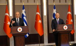 Foreign Ministers of Greece and Turkey clash at news conference in Ankara