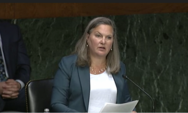 Victoria Nuland avoids to mention Turkish provocations in East Med