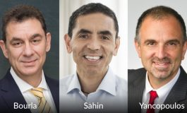 2021 Athenagoras Human Rights Award to be Bestowed Upon Three Scientists whose Extraordinary Efforts Led to Covid Vaccines