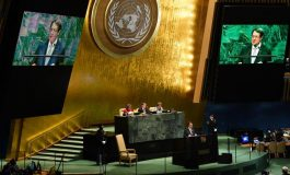 Return to 1960 invite meant to ease T/Cs back to state pending settlement, Cyprus President said addressing UN General Assembly